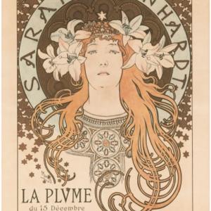 パリ世紀末ベル・エポックに咲いた華  サラ・ベルナールの世界展