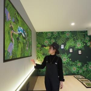 「 AKARI二条城 」3月20日オープン!新鋭アーティスト20名によるコミュニケーションアートを体現したホテル