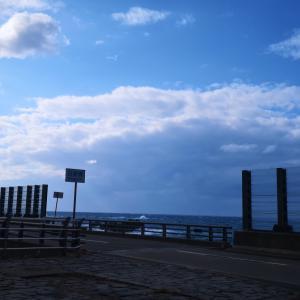 雄冬岬~北海道三大秘岬の一つ