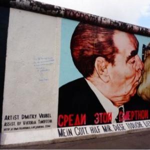 【世界一周】7カ国目 ドイツ ベルリンの壁はすごかった