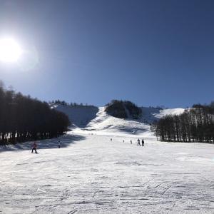 2019年滑り初め