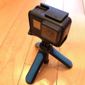 GoPro三脚スタンド自撮り棒