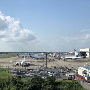 成田空港近辺をふらふらと