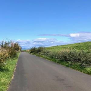 石狩本町から河口まで はまなすの丘公園をめぐるみち(7.3km)  (1) 〜 石狩海岸フットパス 北海道石狩市〜