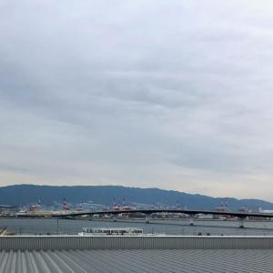 ポートアイランドから神戸空港までを歩いてみる 〜神戸スカイブリッジ ・神戸空港連絡橋〜