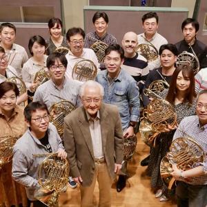 """ついにJapan Horn SoundのCDがリリース! 〜奇跡のホルンアンサンブル """"ジャパン·ホルン·サウンド""""〜"""