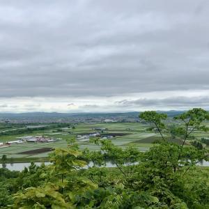 深川フットパス 〜音江山麓の丘陵地帯で、蛇行する石狩川と田園風景が魅力〜