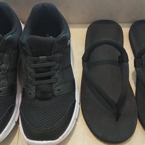ミニマリスト 手持ちの靴一覧 ~普段履きは2足 ワークマン・モンベル~