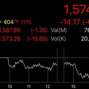【タイ株】タイSET指数は今後上がるのか?下がるのか?