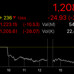 タイ株はいつ反発するのか