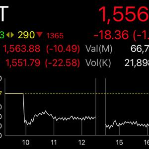 騰がるのか下がるのかタイ株