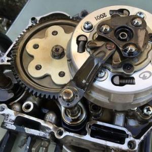 続いて腰下の様子を診てみよう~2度目のエンジンオーバーホール~/燃費@カブC90Dx