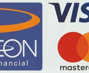 クレジットカード決済が出来るようになりました♪