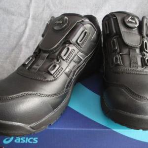 【安全靴】アシックス ウィンジョブ CP306BOA ~容易に着脱、快適に調節 BOAフィットシステム採用~