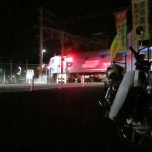 慣らし運転/燃費@スーパーカブC90Dx富士市ツバメヤエンジンオーバーホール