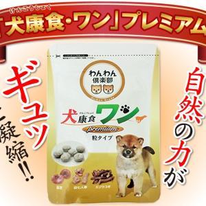 犬用サプリ「犬康食ワン・プレミアム」を徹底評価!口コミや原材料