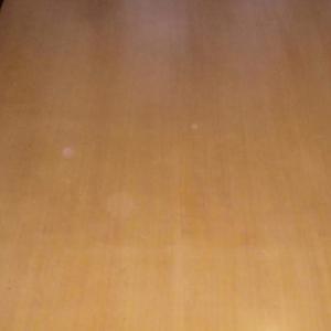 テーブルの天板を変えてみた その3