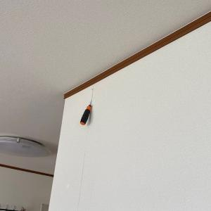 キッチンの壁をぶち抜いてみた その6