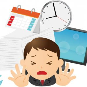 「忙しくて」が口癖の人は暇でも「忙しい」