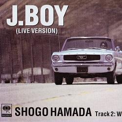 J.BOY/浜田省吾