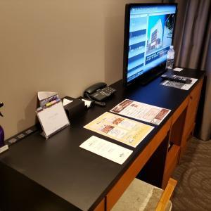 【テレワーク通勤@木更津】テレワークに最適な、木更津のホテルでのサテライトオフィスを体験してみました