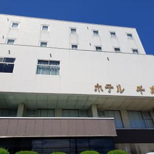 君津駅前のホテル千成で中華のランチ♪