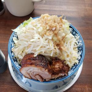 【太い麺と野菜山盛り!】木更津駅西口のラーメン豚39であのラーメンをいただいてきました