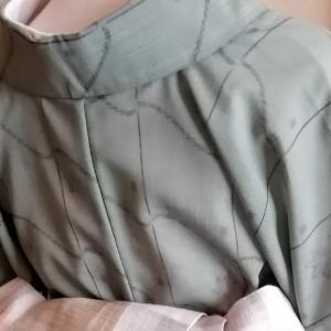 新入りの麻の半巾帯どうでしょう?訳あり半巾帯のレビュー