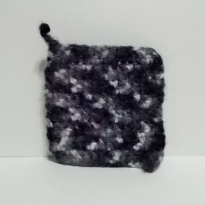 毛糸のフェルト化 その3