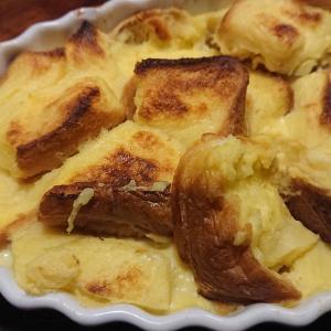 料理男子おちび、小腹が空いたのでをフレンチトーストを作る