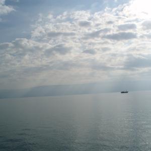 ガリラヤ湖とイエス様の奇跡~信頼して歩む
