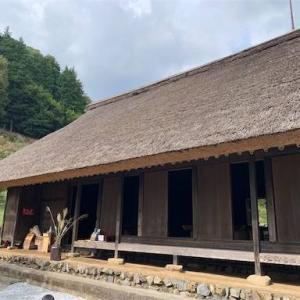 (檜原村旅行)重要文化財小林家住宅へ。なかなかハードでした