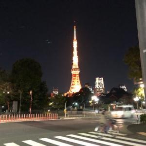 東京タワー (*^。^*)