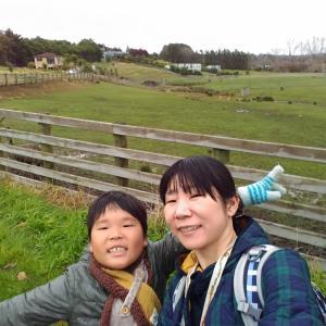 ニュージーランドのシュタイナー小学校に親子でプチ留学