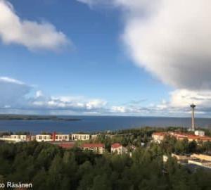 都市開発が進むフィンランド第三の都市タンペレのいま、秋の紅葉と絶景を望む
