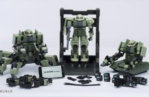 """「ガンダム」ザクを組み立てて""""ロボットの基礎""""を学ぼう! 「ジオニック社」の一員になれる学習キット登場"""