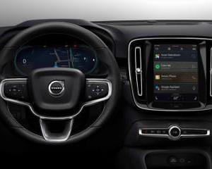 ボルボ 新型EV「XC40 リチャージド」に新インフォテイメント採用