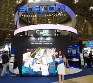 【CEATEC 2019】エレコム、「クーラント液劣化検知システム」でグループ力アピール