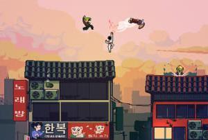 屋根上乱闘アクション『Roof Rage』「プロトタイプを作ってみると、これこそ私が作るべきゲームだと感じた」【注目インディーミニ問答】