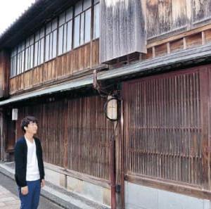 自動防火で金澤町家守れ 金大院生が起業