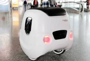 DFA、配送ロボット「YAPE」フランクフルト空港で配送実験実施