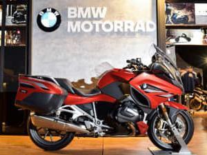 【タイ】BMW、ツーリングバイクの新モデル発表[車両]