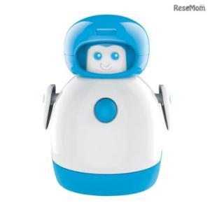 遊びながら論理的思考育む「コーディングロボット クリス」