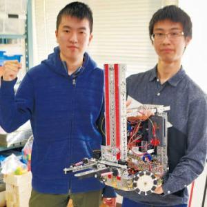 技能五輪全国大会 神奈川工科大から初出場 移動式ロボット職種で腕試す