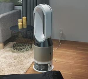 ダイソンから一台三役の加湿空気清浄機、「加湿器=不衛生」のイメージを覆す