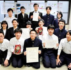 弓削商船が3部門入賞 来年3月に国際大会出場 全国高専プログラミングコンテスト