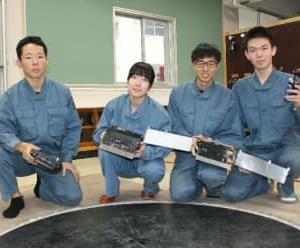 目指せ優勝! 日田林工高電気クラブがロボット相撲全国大会へ【大分県】