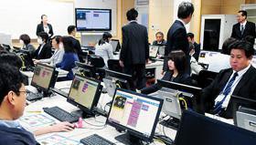 来年度必修化のプログラミング教育、室蘭市教研が講座