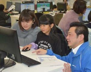 プログラミング楽しい 宮崎市で小学生体験イベント