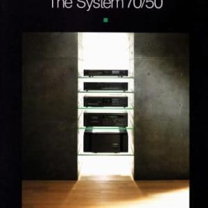 【tobyのTheナカミチ道】System70/Nakamichi - ナカミチが統合的に作り上げたシステムオーディオ(前編)